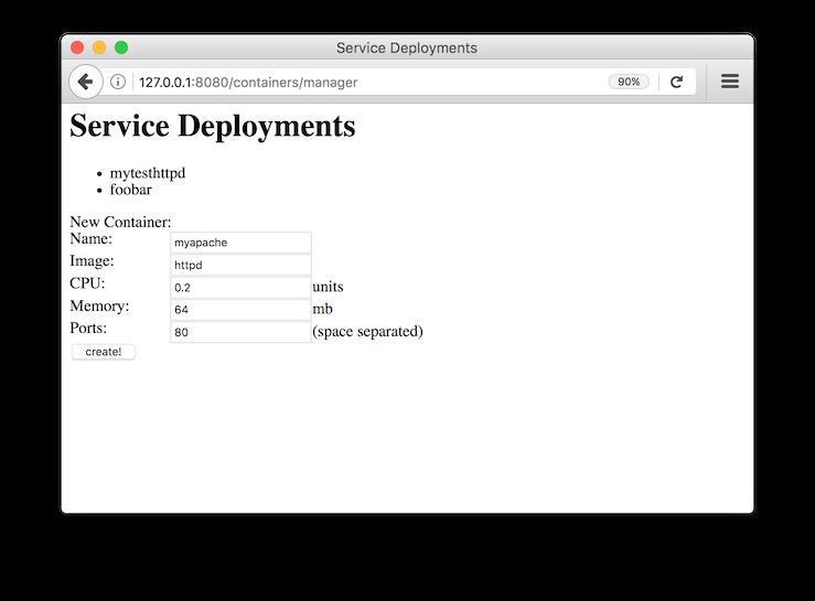 Apache aries aries containers screenshot malvernweather Gallery